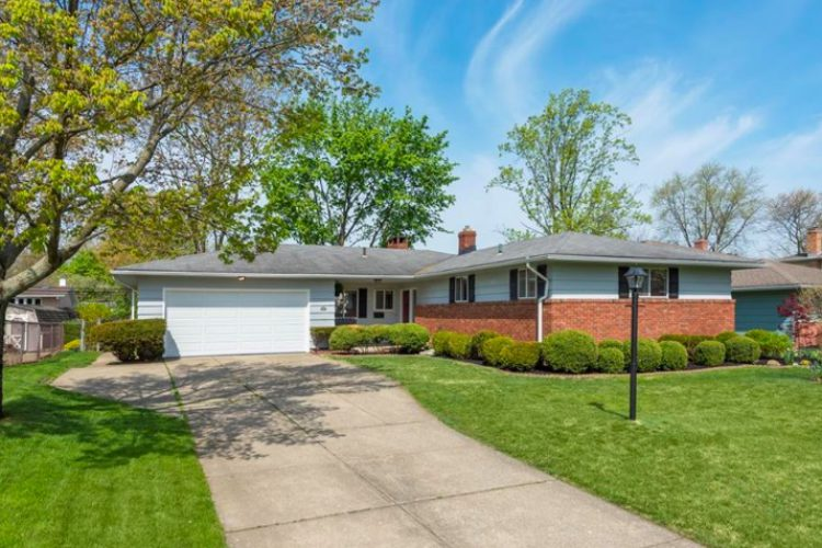 5860 Park Ridge Drive, North Olmsted 4274682